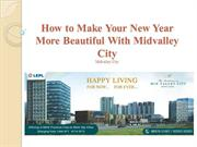 How to Make Your New Year More Beautiful with Midvalley City