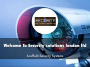 Security solutions london ltd Presentations