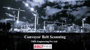 Conveyor Belt Scanning Improving conveyor belt efficiency