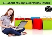 ALL ABOUT FASHION AND FASHION LOVERS