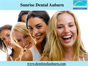 Sunrise Dental Auburn | All on 4 dental Implants in auburn
