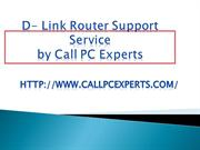 Best D-Link Router Tech Support Number for effective and instant solut
