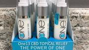 Organic CBD Oil - One13 Relief