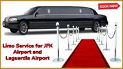 Limo Service for JFK Airport and Laguardia Airport
