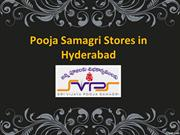 Pooja Samagri Stores in Hyderabad, Pooja Samagri Hyderabad