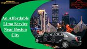 An Affordable Limo Service Near Boston City