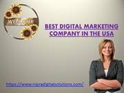 Are you Looking for the Best Digital Marketing Company, Come to USA
