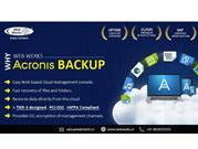 Web Werks Acronis Backup -Fast, Reliable and Cost Effective