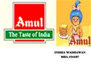 amul marketing