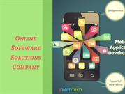 Online Software Solutions Company