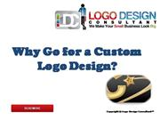 Why Go for a Custom Logo Design
