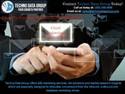 CTO Email Lists   CTO Mailing Lists   CTO Email Database