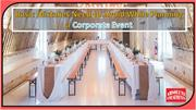 Basic Mistakes Need to Avoid While Planning a Corporate Event