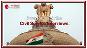 How to Crack the Civil Service Interviews