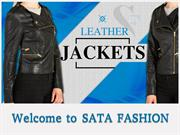 Buy Ladies Leather Jackets Online at Reasonable Prices