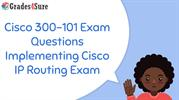 300-101 Test Questions and Answers  (PDF & Engine)