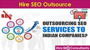 Hire Seo Outsource to increase your search ranking