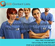 Advanced Practice Nurses Mailing Lists & Email Lists in usa
