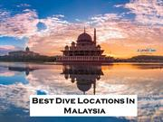 Best Dive Locations In Malaysia
