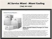 AC Repair Miami FL
