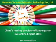 Welcome To Seven Education Technology Co., Ltd.