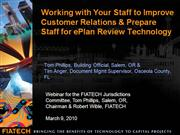 FIATECH Jurisdiction Committee Webinar