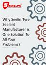 Why Seelin Tyre Sealant Manufacturer is One Solution?
