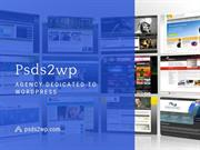 Psd to Wordpress Conversion Services | Psds2wp
