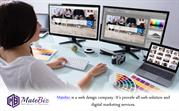Creative Web Design by Matebiz India
