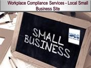 Workplace Compliance Services - Local Small Business Site