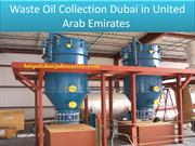 used cooking oil collection dubai