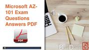 Microsoft Azure AZ-101 Dumps PDF Actual Questions & Answers