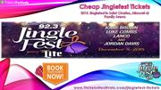 Jinglefest Tickets Cheap and 2018 Lineup