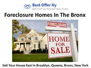 Foreclosure Homes In The Bronx