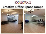 Creative Office Space Tampa