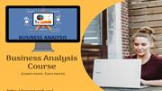 Business analyst certification | Coursesit