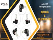 Auto LED Headlight Bulb and Kits