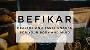 Befikar Snacks: Online Store For Healthy Snacks in India