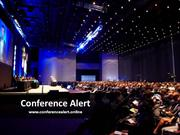 Conference Alert - Upcoming Conferences