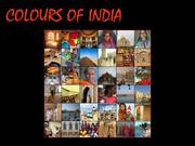 Barvy Indie - Colours of India (John)