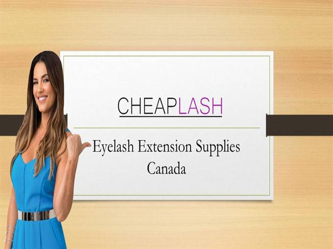 Eyelash Extension Supplies Canada 1114 |authorSTREAM