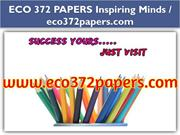 ECO 372 PAPERS Inspiring Minds - eco372papers.com