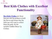 Best Kids Clothes | Toddler Dress Up Clothes