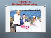 Hire Best Wedding Celebrant from Sydney to Make Your Love Success