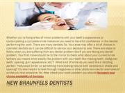 Dentist in new braunfels with an Impressive dental experience