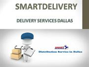 Best courier services in Dallas
