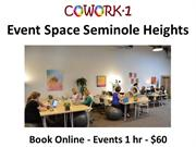 Event Space Seminole Heights
