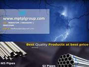 Ms Pipe Dealer in Chennai