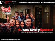 Corporate Team Building Activities Orlando