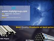 Gi Pipe Dealers in Chennai
